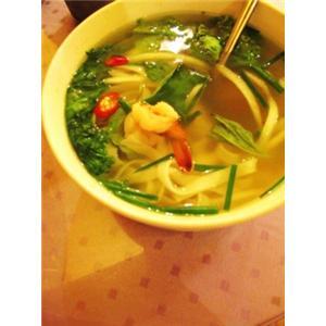 越南风味鲜虾河粉