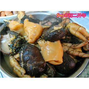 腐竹瑶柱发菜瘦肉汤