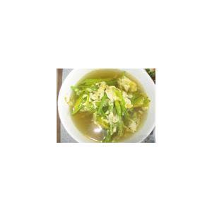 洋葱虾米豆腐番茄汤