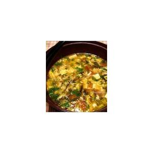 双菇番茄黄瓜紫菜汤