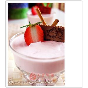 美肤草莓酒