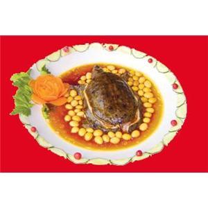 双耳甲鱼汤