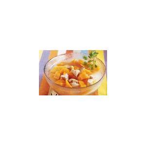 红萝卜瘦肉鸡肝笋菇汤