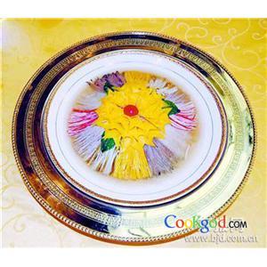 牡丹燕菜汤