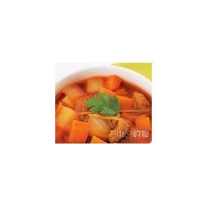 番茄羊肉条