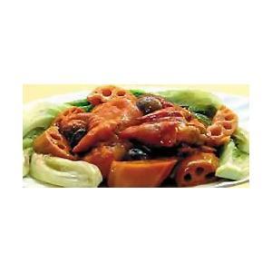 莲藕发菜冬菇汤