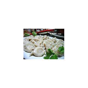 羊肉草菇水饺