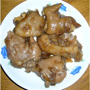 木耳粉丝肉丸汤