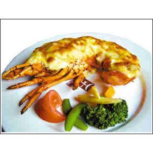 芝干锔龙虾