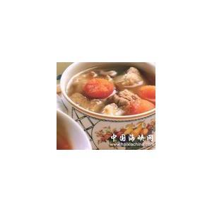 香菇凤足汤