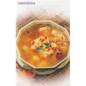 冬菇鲜菇粉丝汤