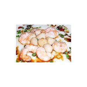 鲜虾琼山豆腐