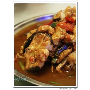 私家田螺煮黄蜂鱼