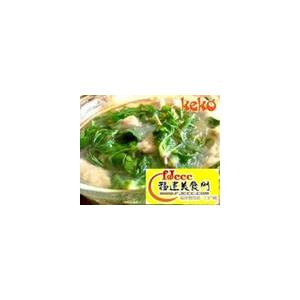 淡菜板豆腐白菜汤