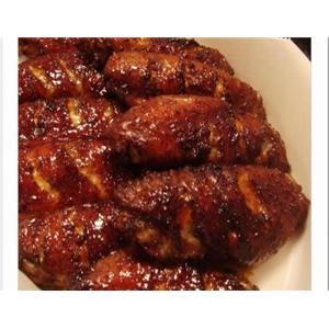 秘制烤鸡翅