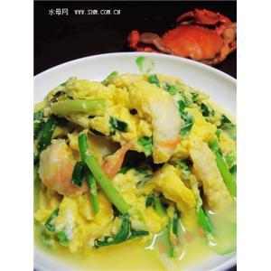 炒芙蓉大虾