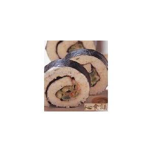 海苔四季豆蛋糕卷
