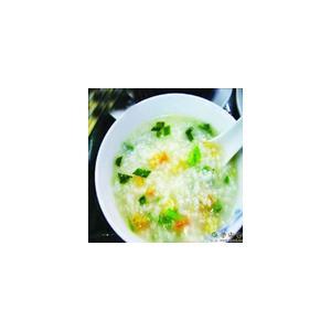 菠菜芹菜粥