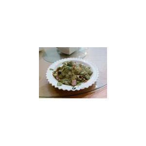 海瓜子莴笋饺