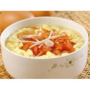 金针菇蛋汤