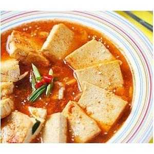 豆腐泡菜汤