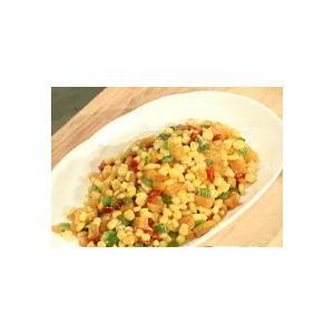 炒红薯玉米粒