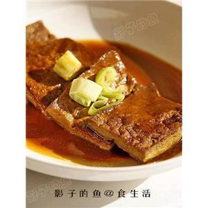 广式卤豆腐