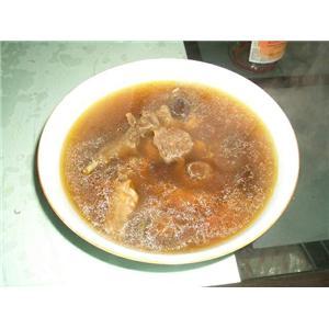 天麻鸽子汤