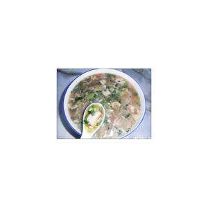 萝卜鲍鱼汤