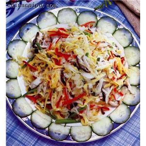 香菇白菜羹