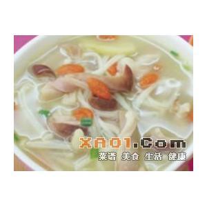 慈菇瘦肉汤