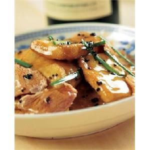 鱼子酱豆腐