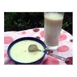 芝士牛奶玉米粥