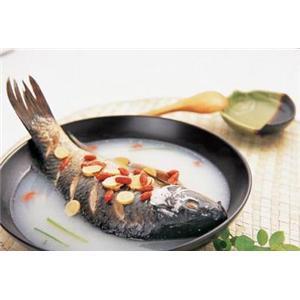 咸菜鲤鱼汤