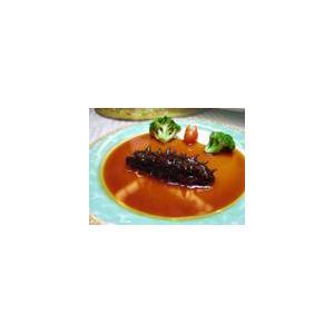 红烧鲜海参