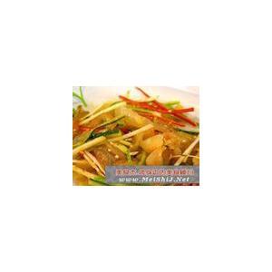 海蜇马蹄猪腱汤