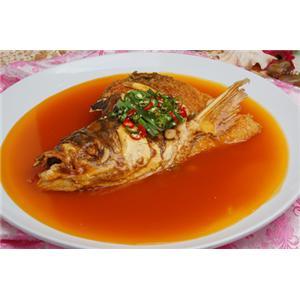 千岛湖鱼头王