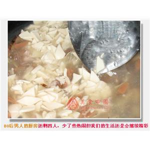 鱼蓉豆腐羹