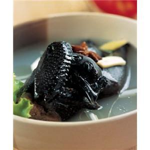 阿胶红枣乌鸡汤