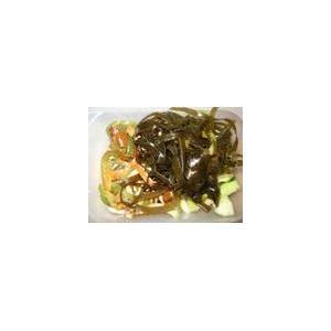 椒油炝海带丝