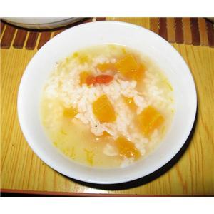 南瓜虾皮汤