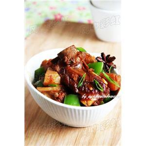 川香土豆烧排骨