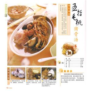 鲮鱼粉葛猪骨汤