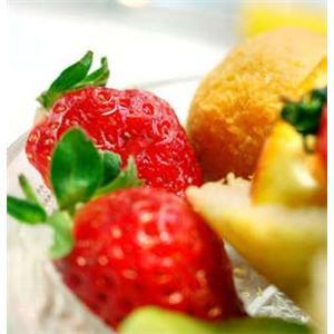 草莓菠菜汁