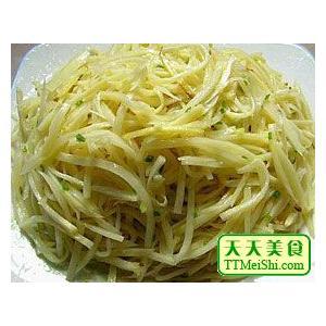 炒茭白绿蚕豆