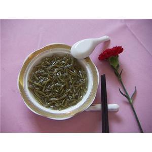 莼菜氽塘鲤