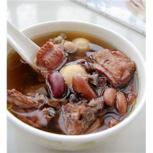 赤小豆鸡汤