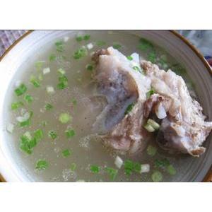 清炖棒骨汤