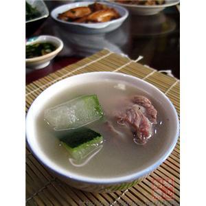 冬瓜扁豆猪骨汤