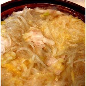 东北酸菜猪肉炖粉条